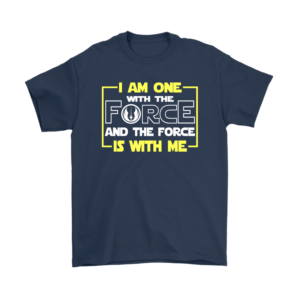 Star Wars Rogue One I'm One With The Force Shirts 3
