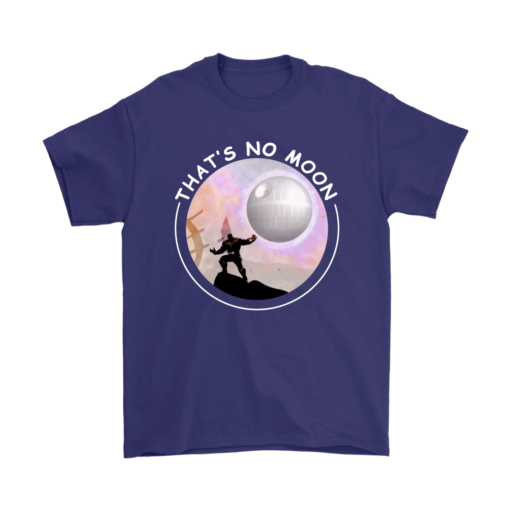 That's No Moon Thanos Hitting You With The Death Star Shirts 4