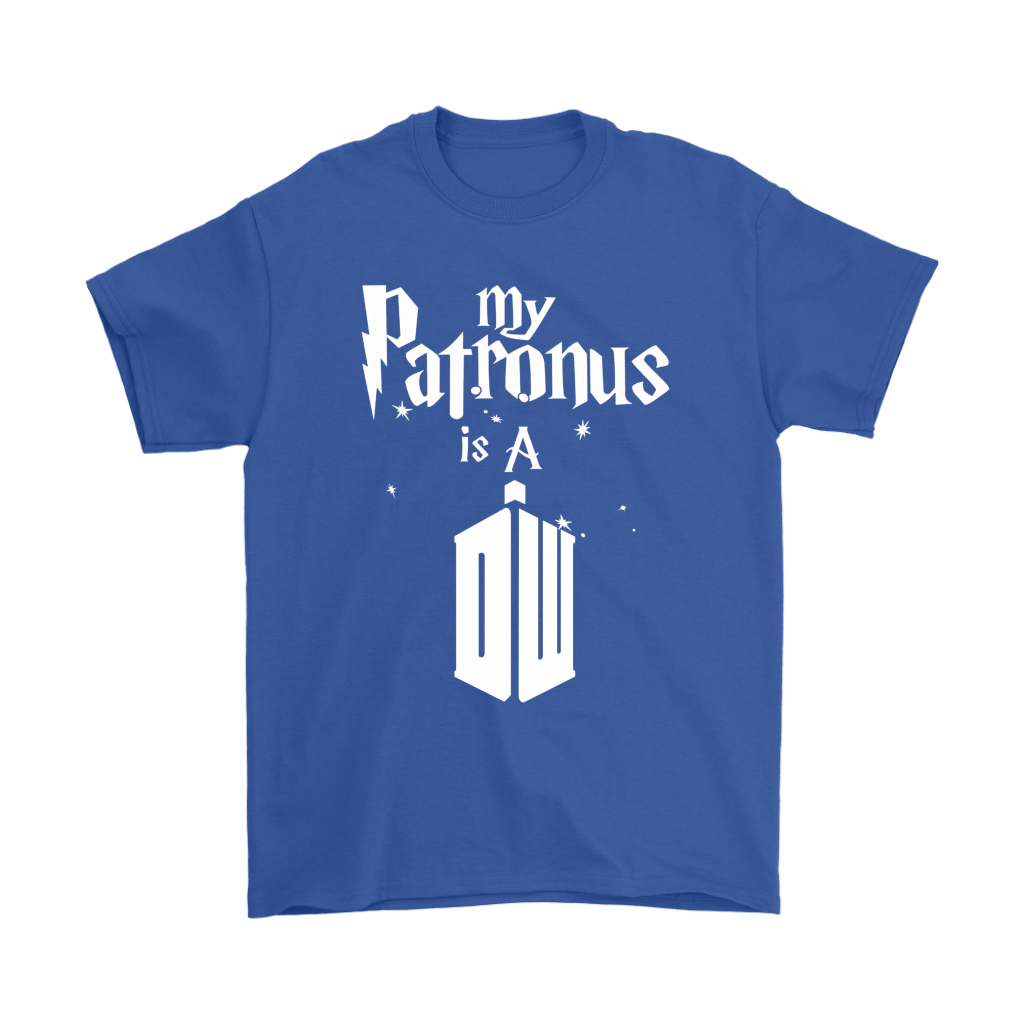 Harry Potter My Patronus Is A Doctor Who Shirts 6