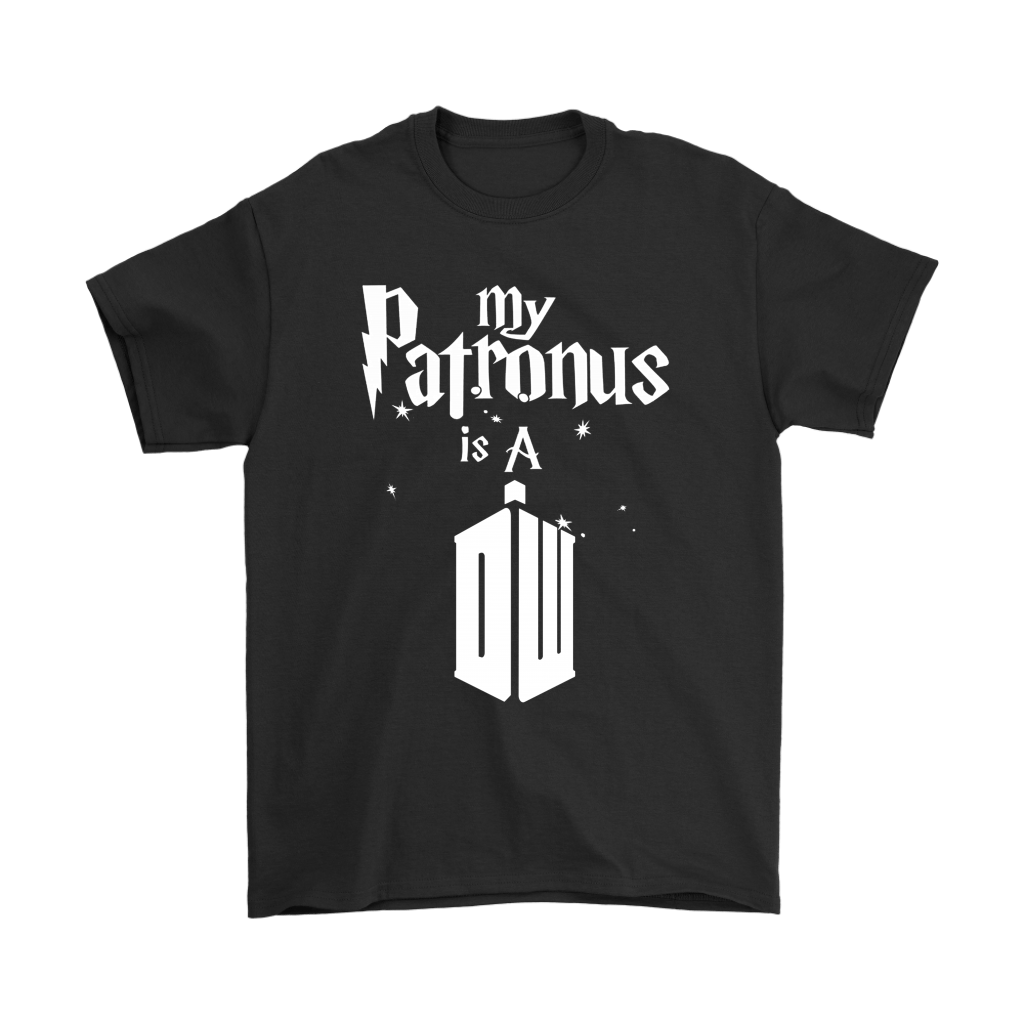 Harry Potter My Patronus Is A Doctor Who Shirts 1