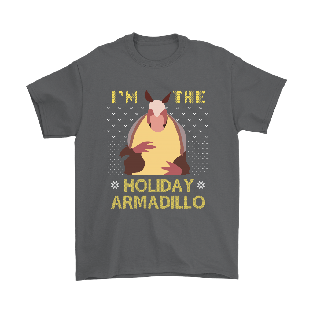 I'm The Holiday Armadillo F.R.I.E.N.D.S Christmas Holiday Shirts 2