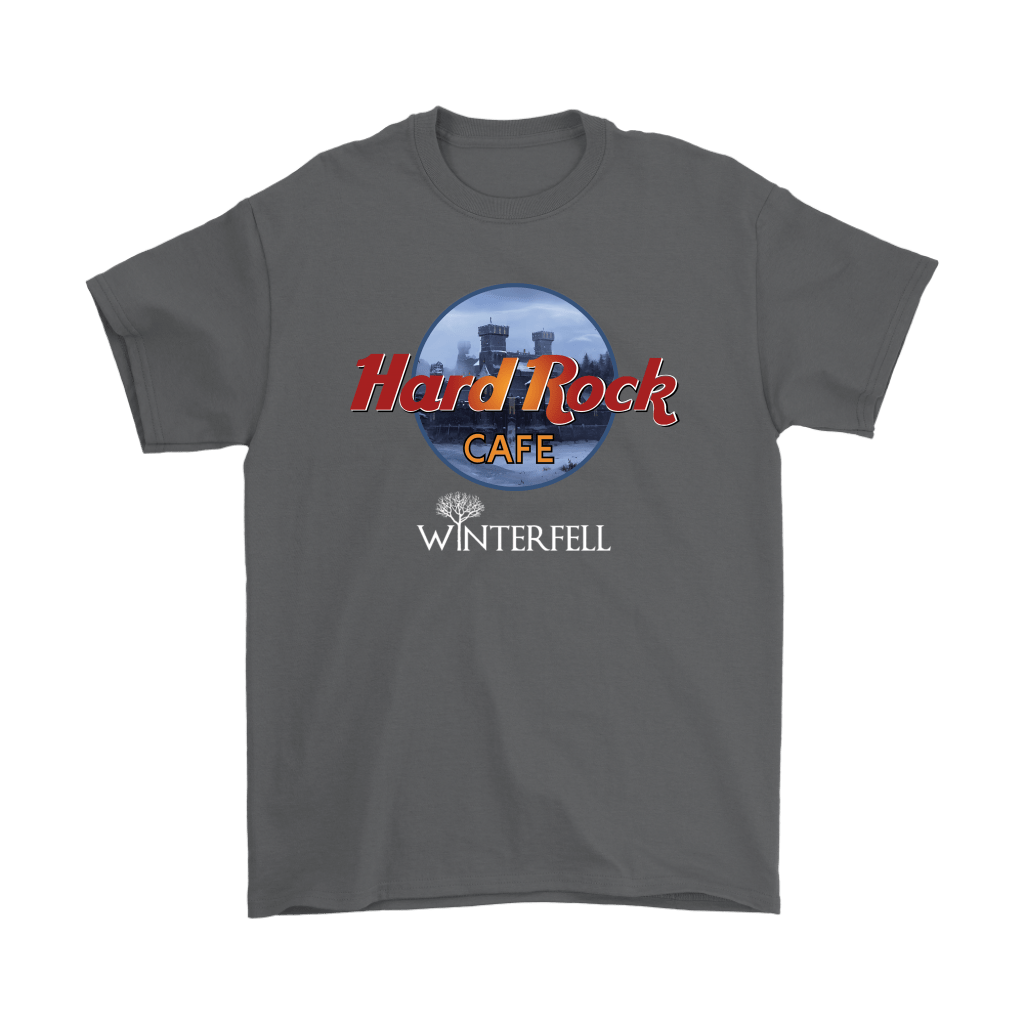 Hard Rock Cafe Winterfell Game Of Thrones Shirts 2