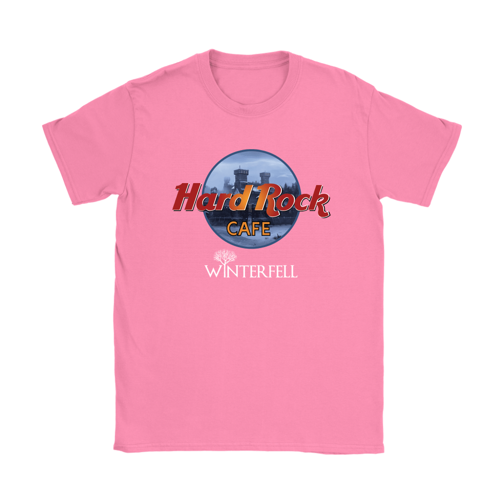 Hard Rock Cafe Winterfell Game Of Thrones Shirts 9