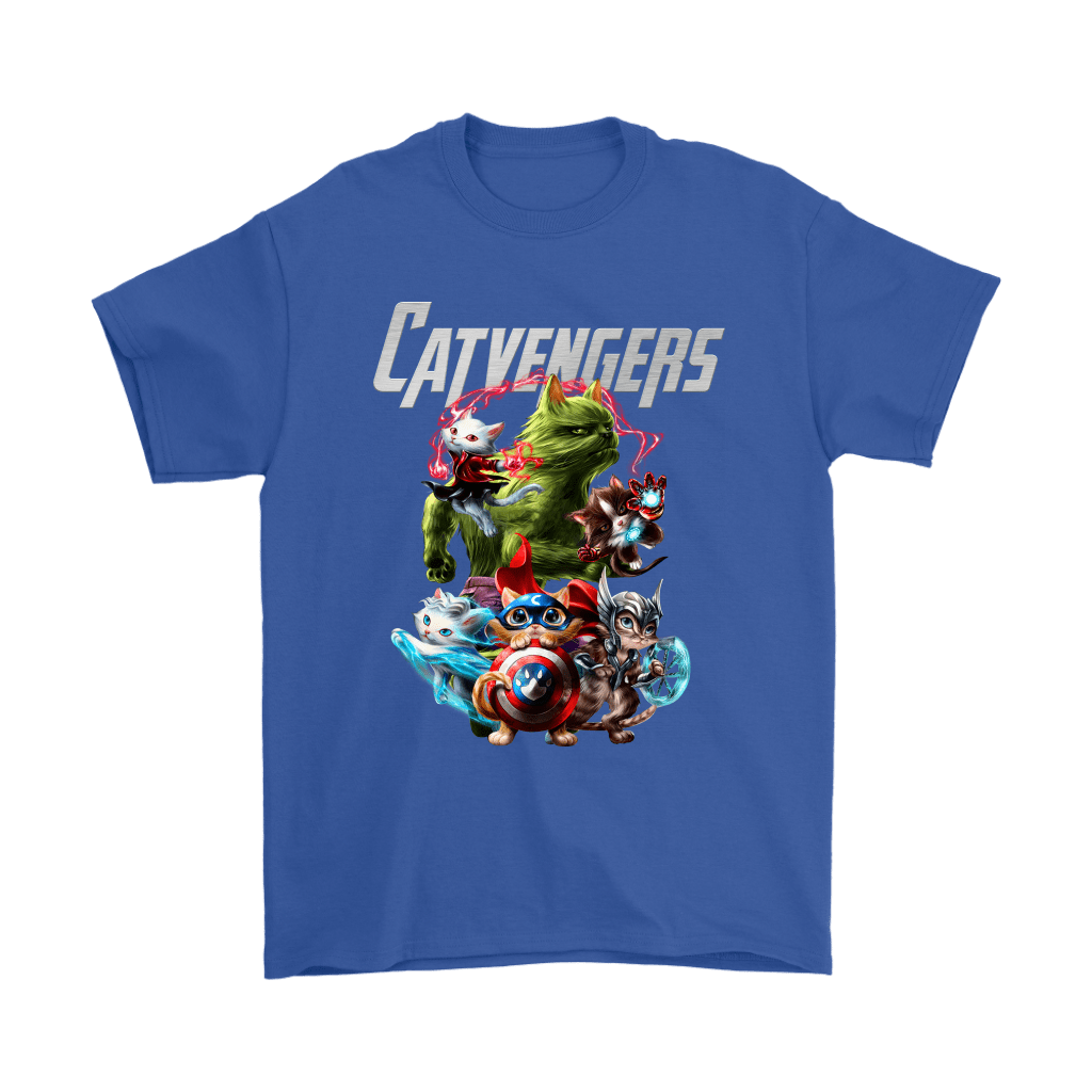 CatVengers Awesome Cats Avengers Shirts 5