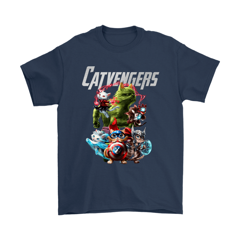 CatVengers Awesome Cats Avengers Shirts 3
