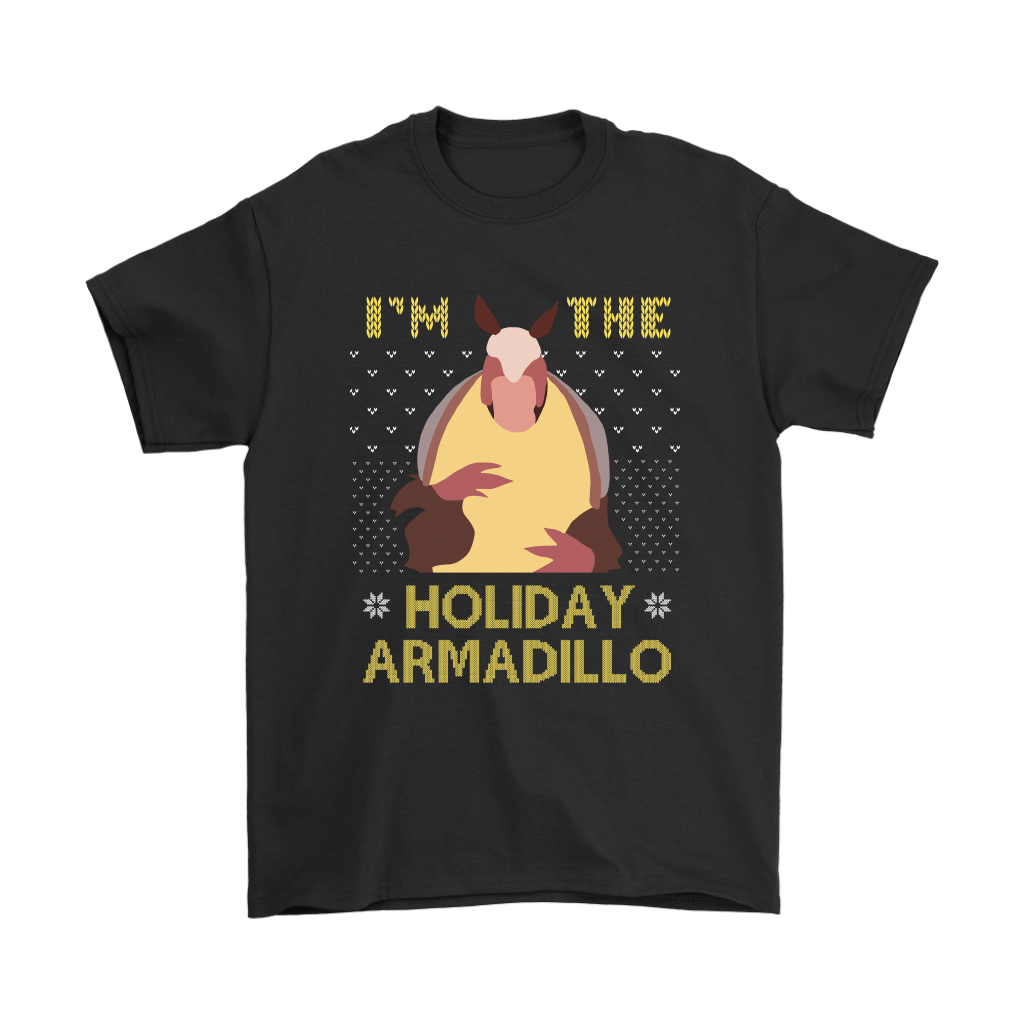 I'm The Holiday Armadillo F.R.I.E.N.D.S Christmas Holiday Shirts 1