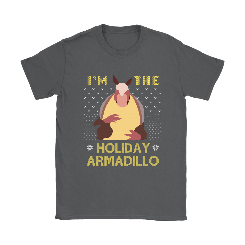 I'm The Holiday Armadillo F.R.I.E.N.D.S Christmas Holiday Shirts 8