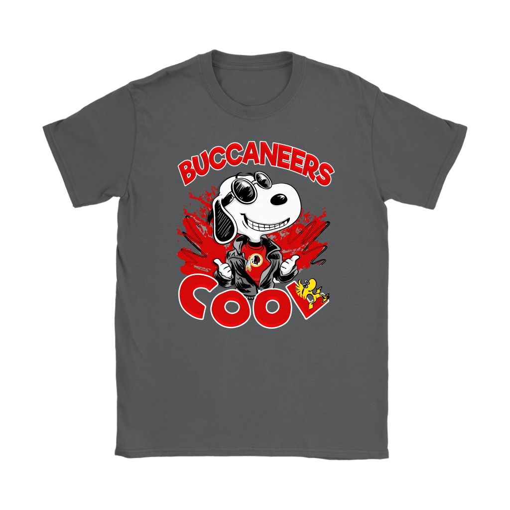 Tampa Bay Buccaneers Snoopy Joe Cool We're Awesome Shirts 9