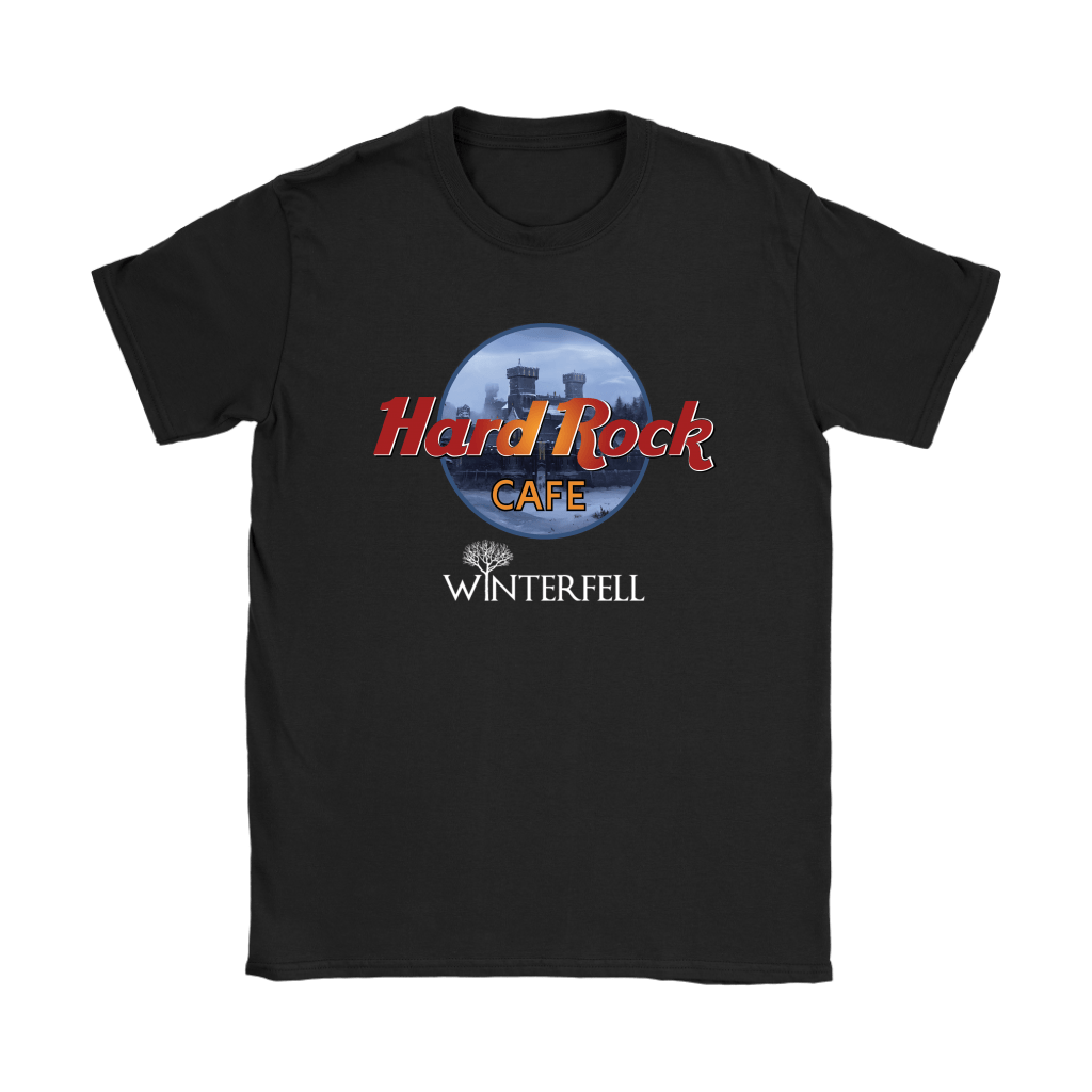 Hard Rock Cafe Winterfell Game Of Thrones Shirts 8