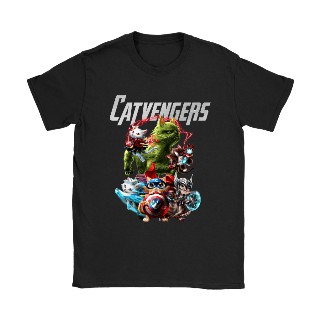 CatVengers Awesome Cats Avengers Shirts 7