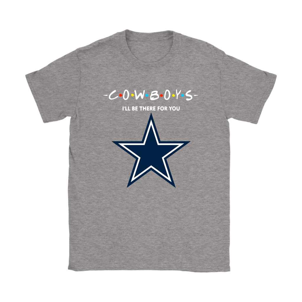 I'll Be There For You Dallas Cowboys FRIENDS Movie NFL Shirts 14