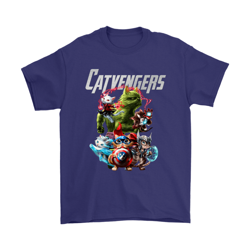 CatVengers Awesome Cats Avengers Shirts 4