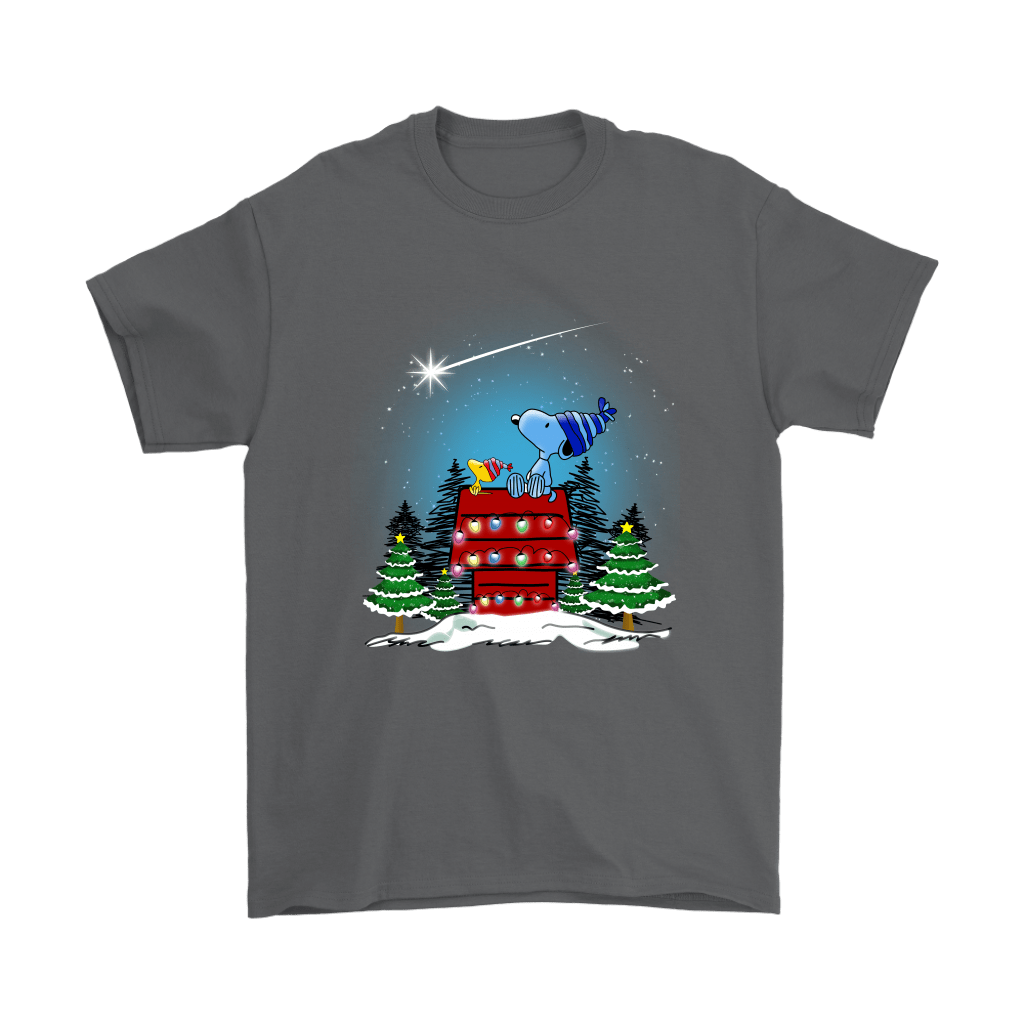 Watch The Shooting Star Woodstock And Snoopy Christmas Shirts 2