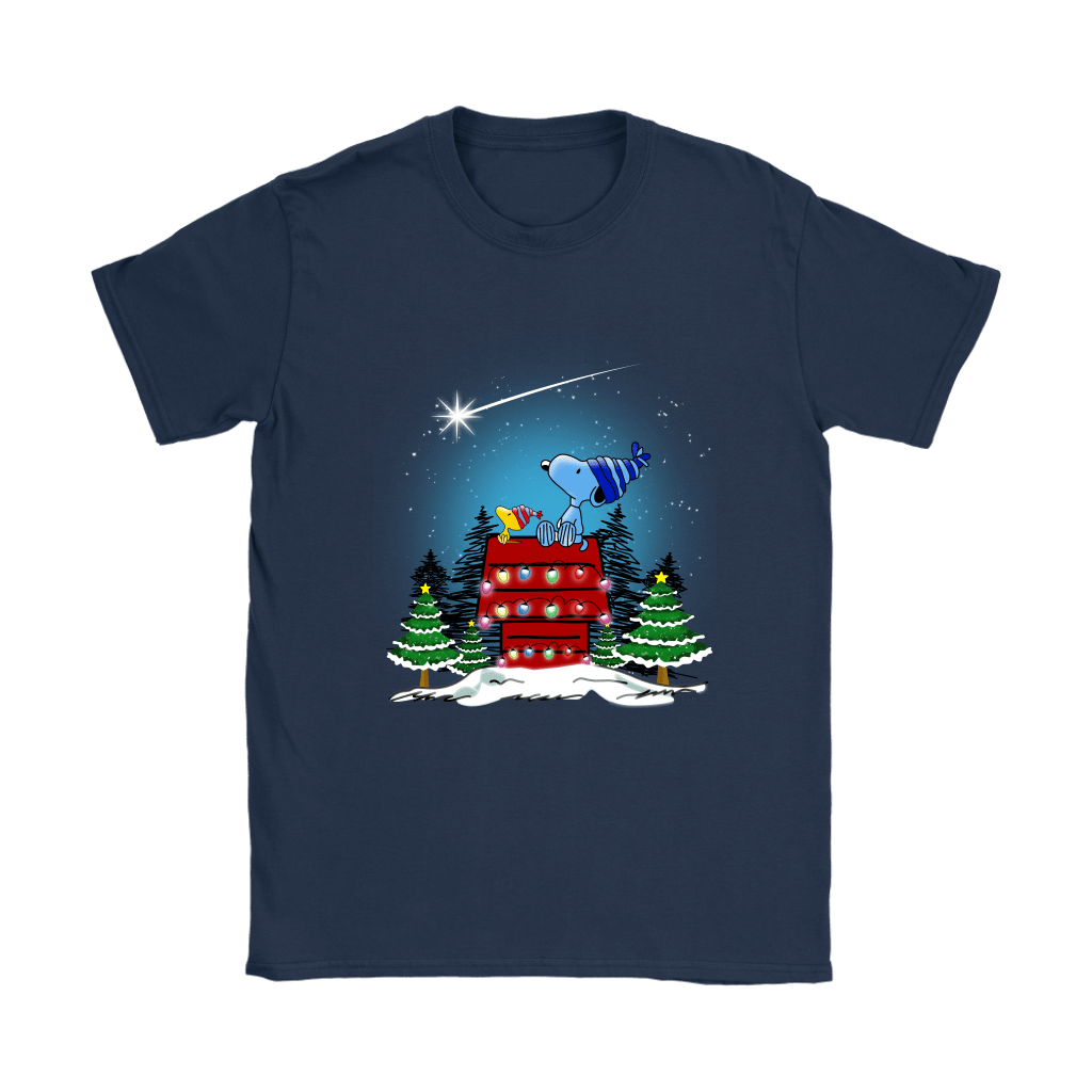 Watch The Shooting Star Woodstock And Snoopy Christmas Shirts 7