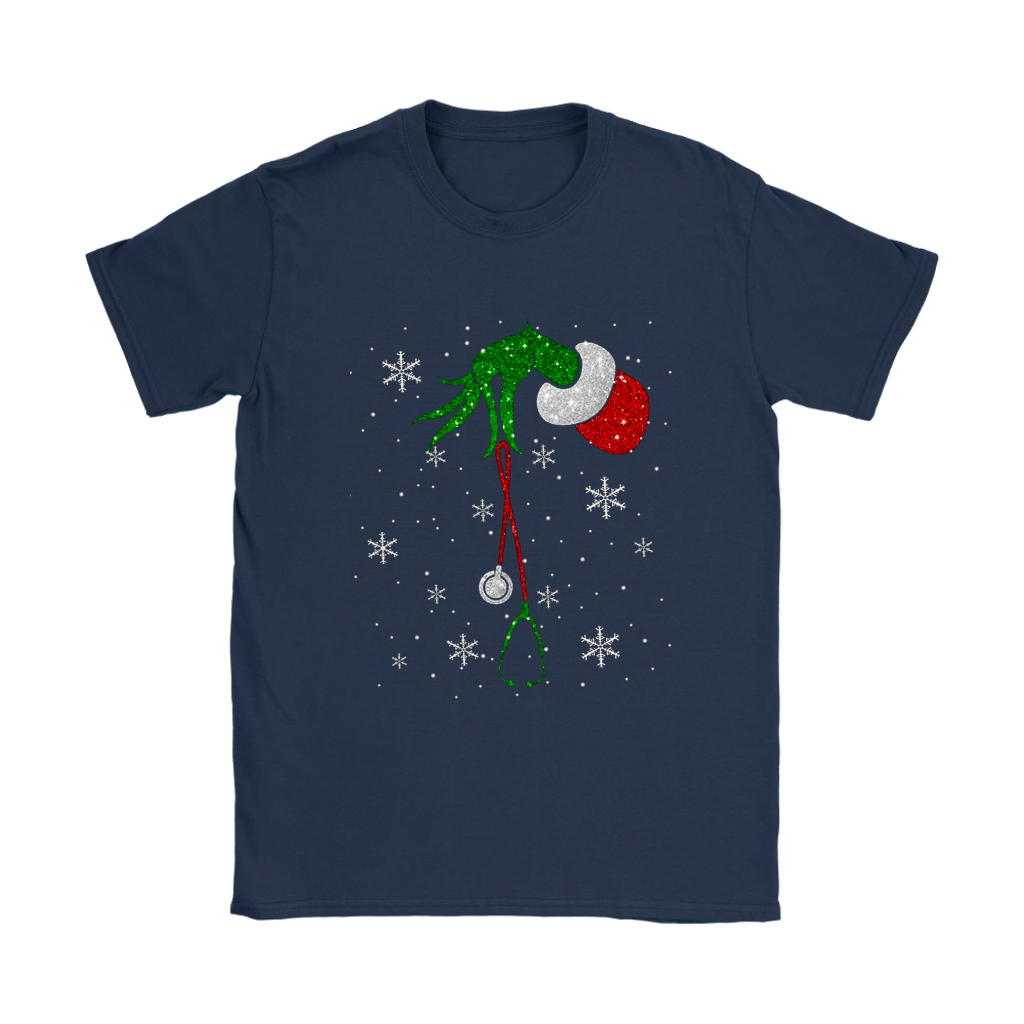 The Nurse Doctor Grinch Steal The Christmas Shirts 7
