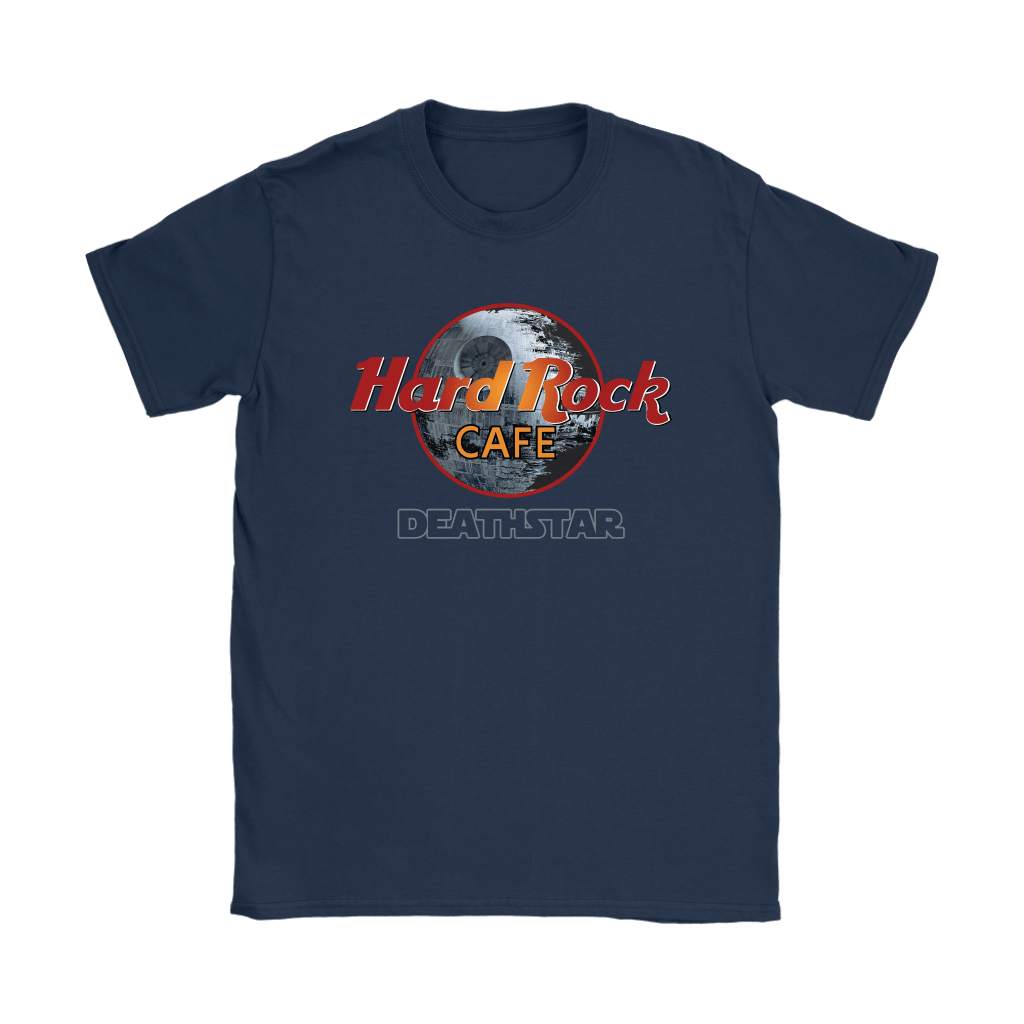 Star Wars Hard Rock Cafe Deathstar Shirts 4