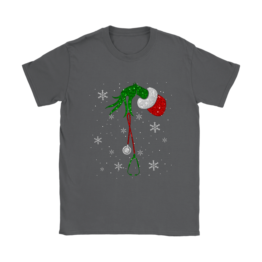 The Nurse Doctor Grinch Steal The Christmas Shirts 6