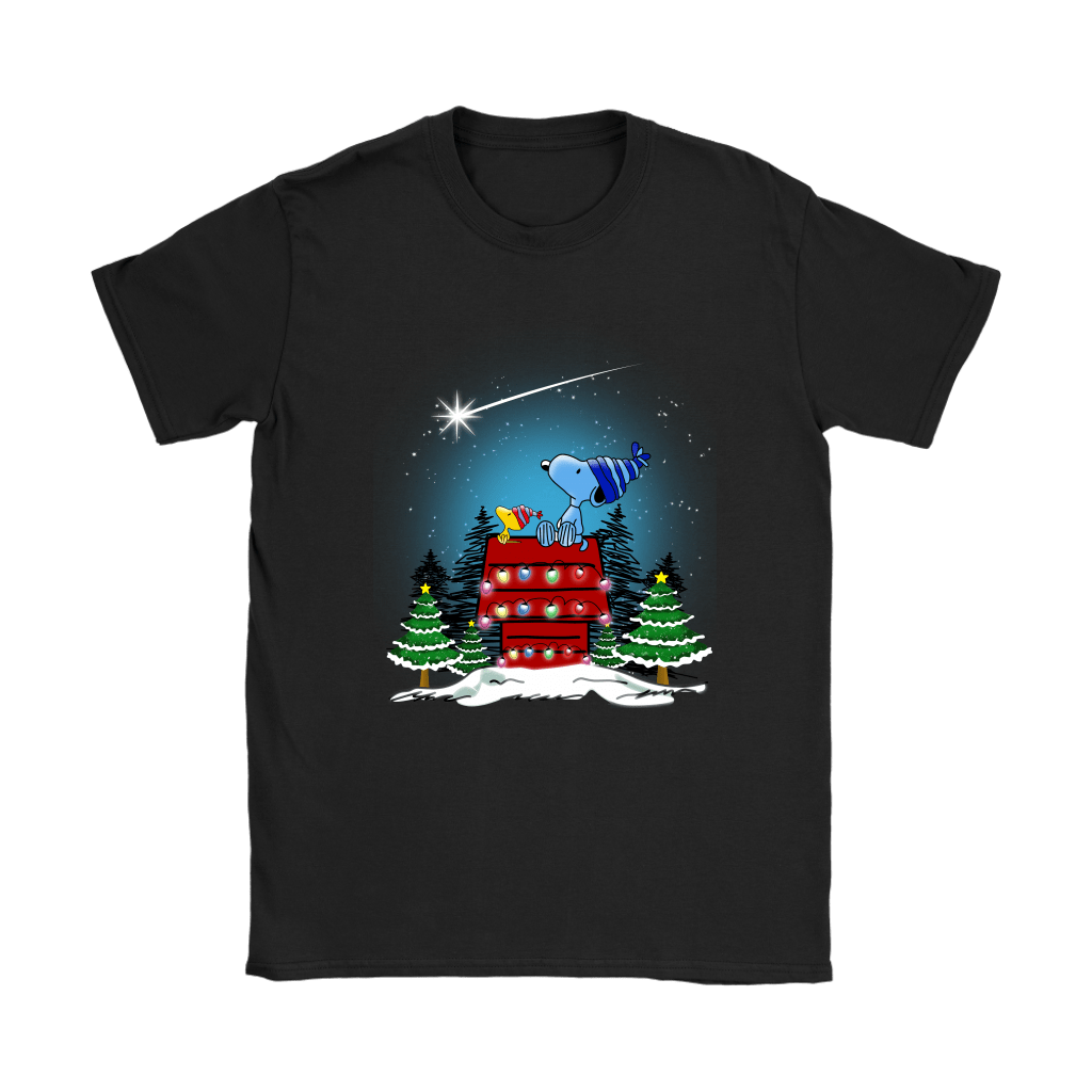 Watch The Shooting Star Woodstock And Snoopy Christmas Shirts 5