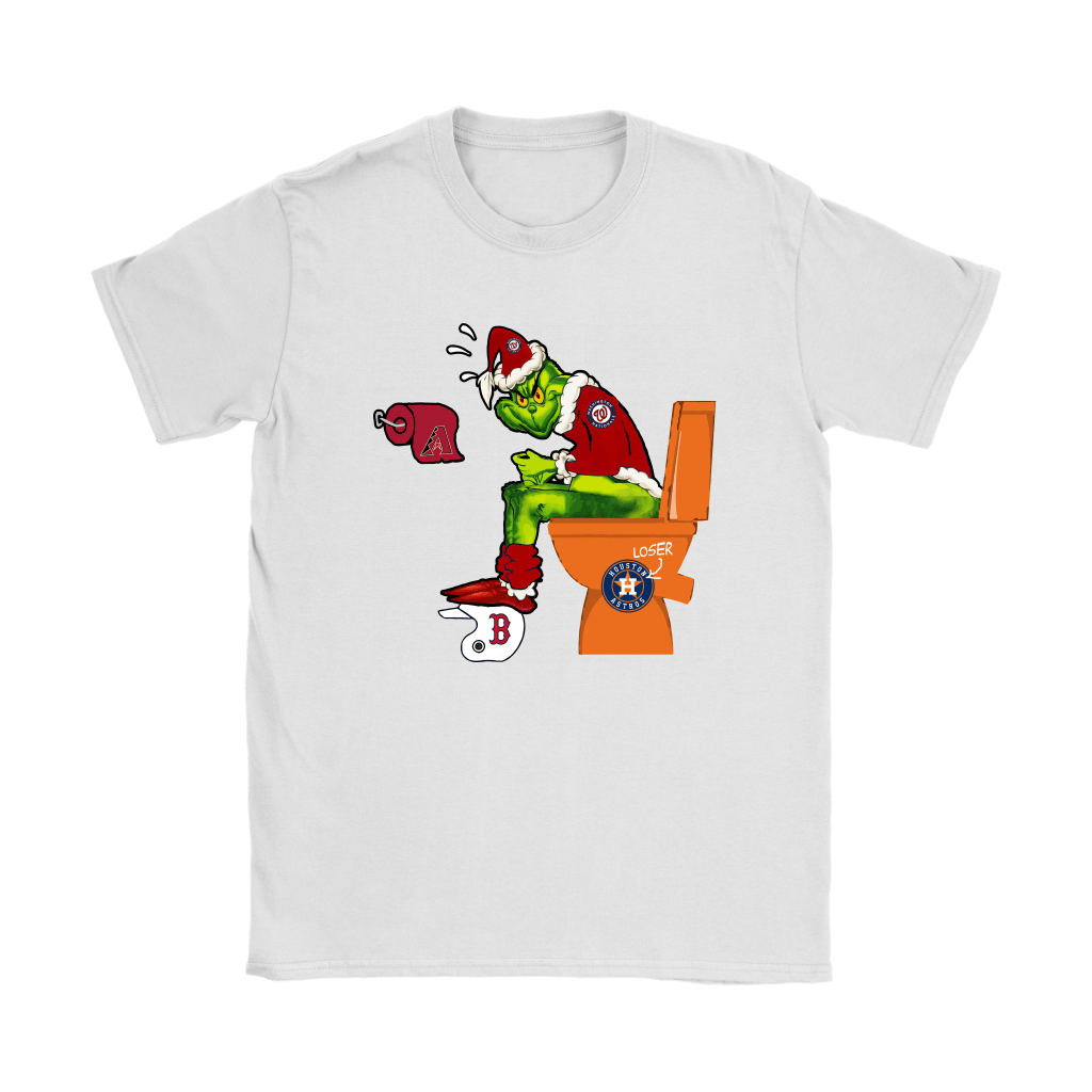 The Grinch Washington Nationals Shit On Other Teams MLB Shirts 14