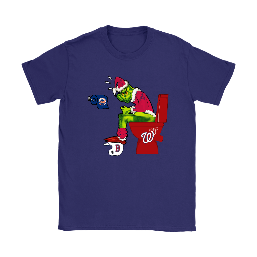 The Grinch Atlanta Braves Shit On Other Teams MLB Shirts 11