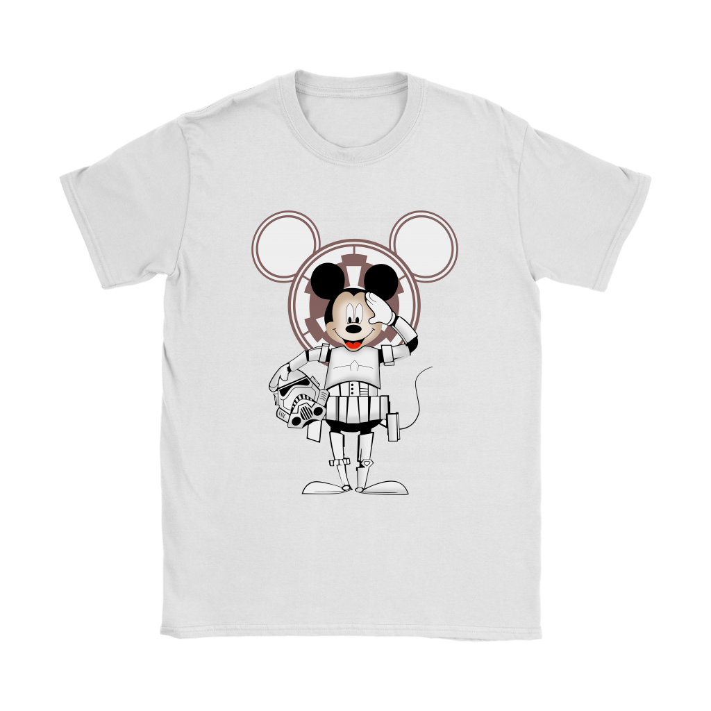 Mickey Mouse Stormtrooper Disney Star Wars Shirts 4