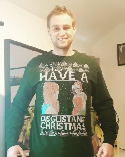 Have A Disgustang Christmas Disgusting Poops Shirts photo review