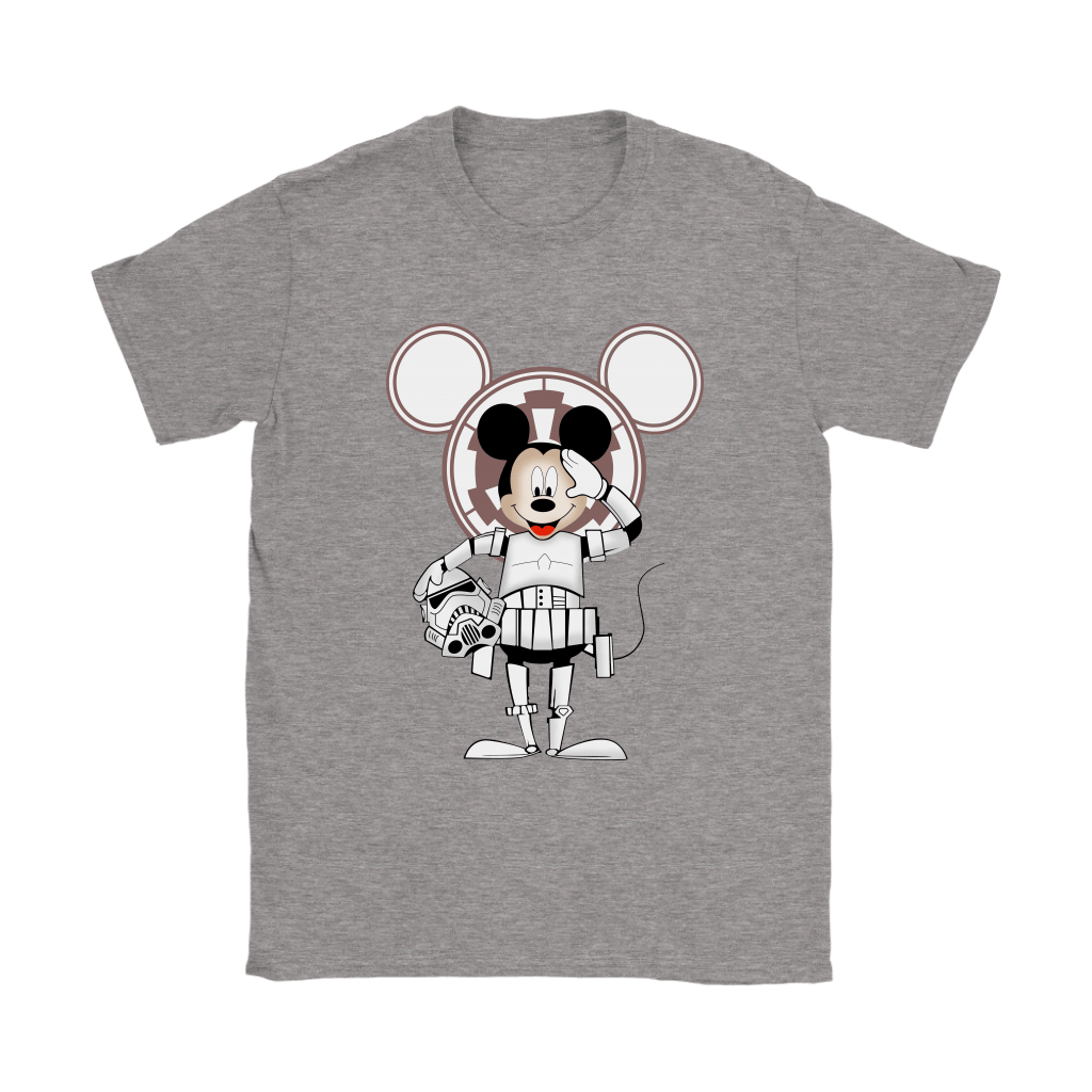 Mickey Mouse Stormtrooper Disney Star Wars Shirts 3