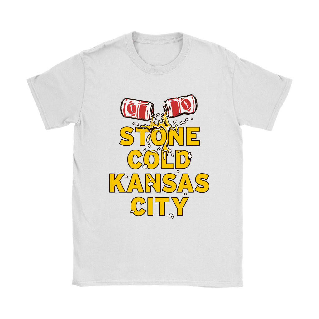 Stone Cold Kansas City Chief Football Beer Shirts 14