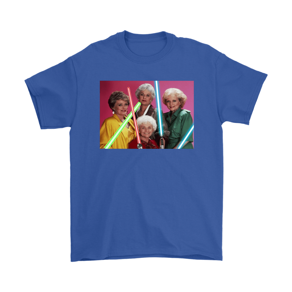 The Golden Girls Star Wars Mashup Shirts 5
