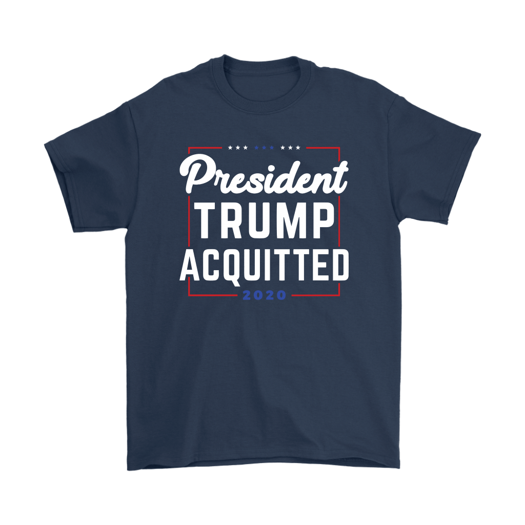 President Trump Acquitted 2020 Donald Trump For President Shirts 3