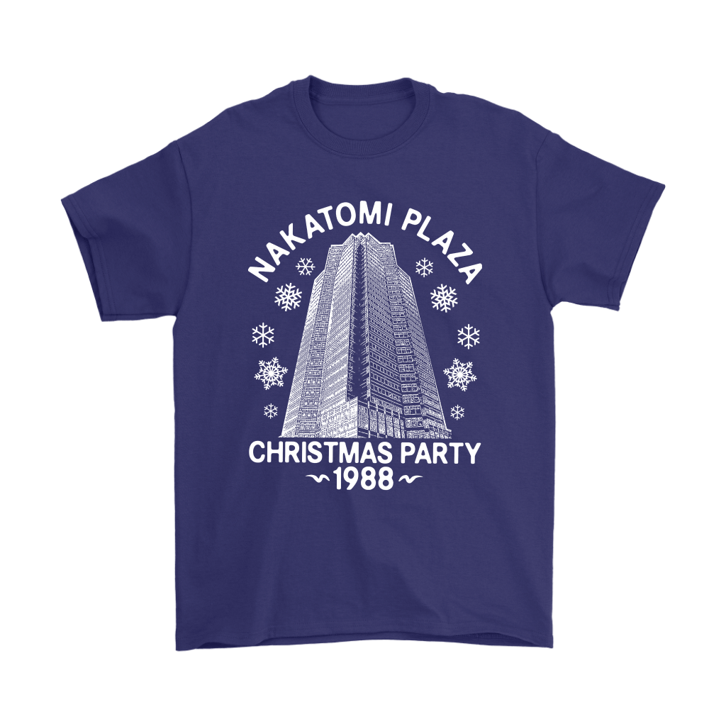 Nakatomi Plaza Christmas Party 1988 Die Hard Shirts 13