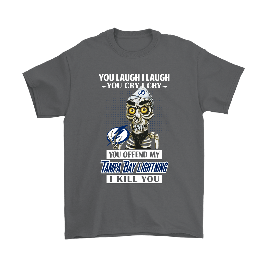 Jeff Dunham Achmed The Dead Terrorist Tampa Bay Lightning NHL Shirts 2