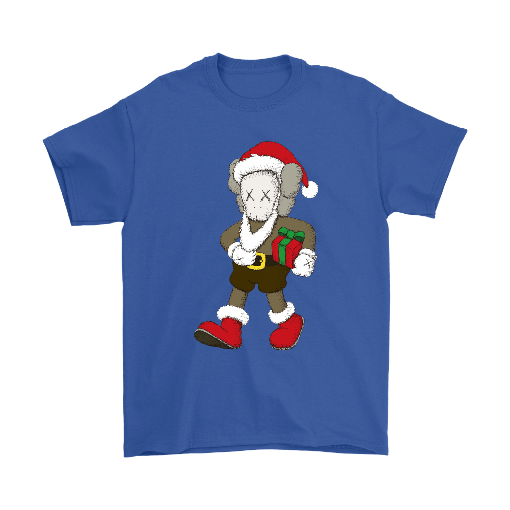 Santa Claus KAWS Brings The Christmas Gift Shirts 5