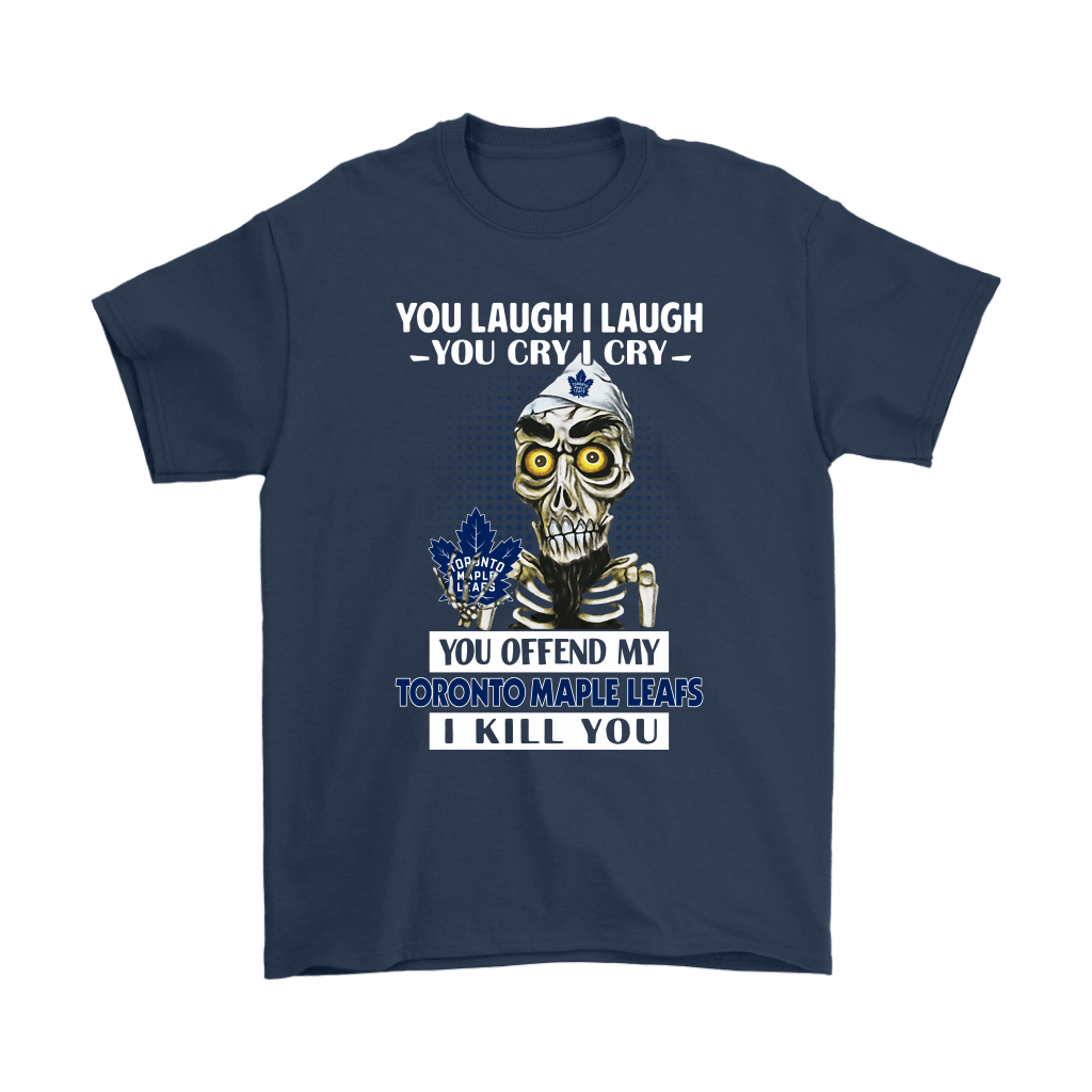 Jeff Dunham Achmed The Dead Terrorist Toronto Maple Leafs NHL Shirts 14