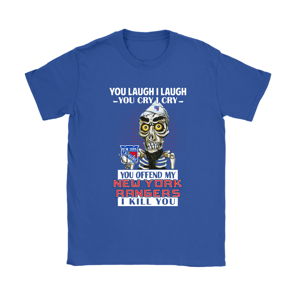 Jeff Dunham Achmed The Dead Terrorist New York Rangers NHL Shirts 11