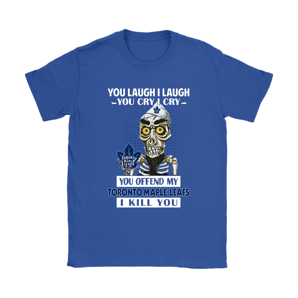 Jeff Dunham Achmed The Dead Terrorist Toronto Maple Leafs NHL Shirts 11
