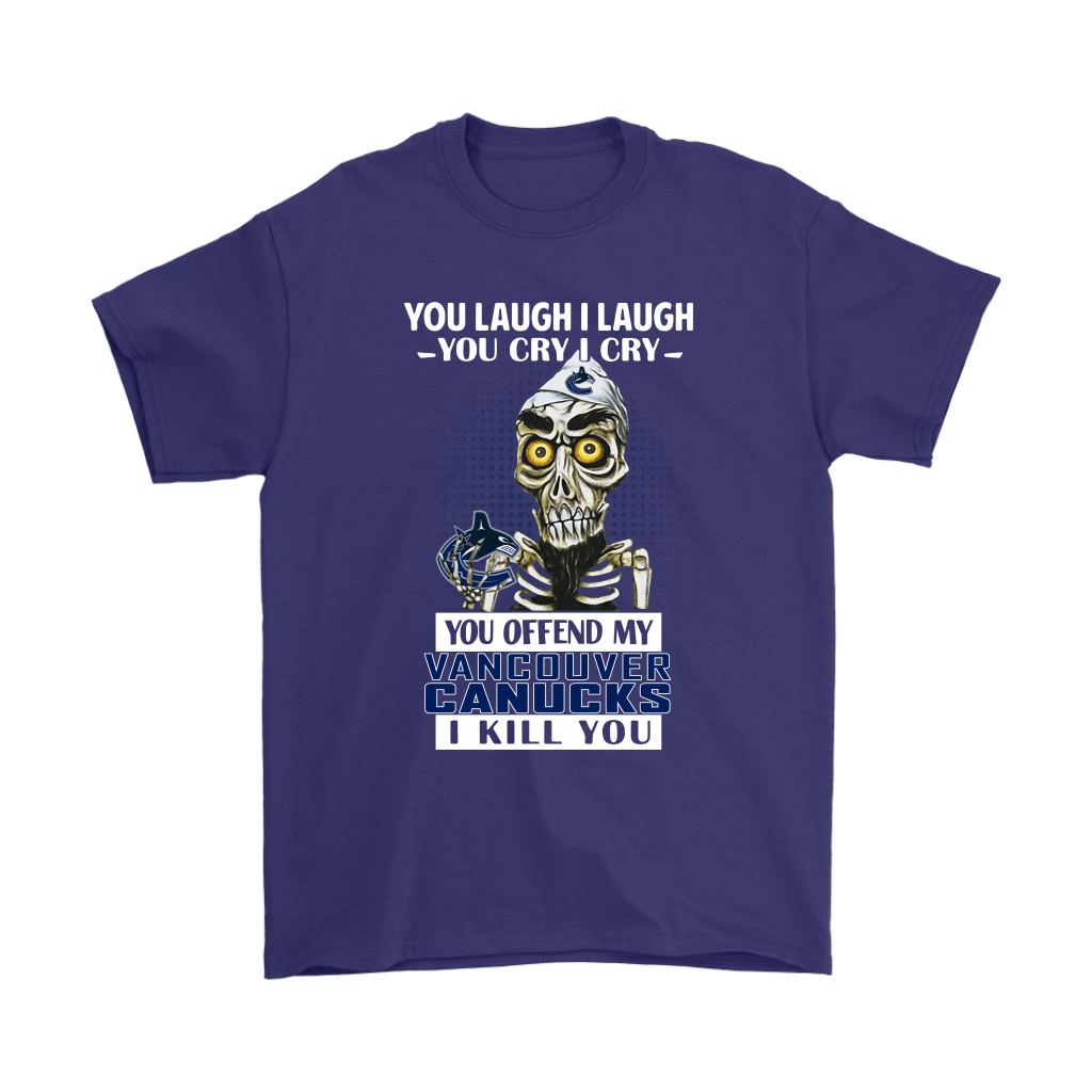 Jeff Dunham Achmed The Dead Terrorist Vancouver Canucks NHL Shirts 4
