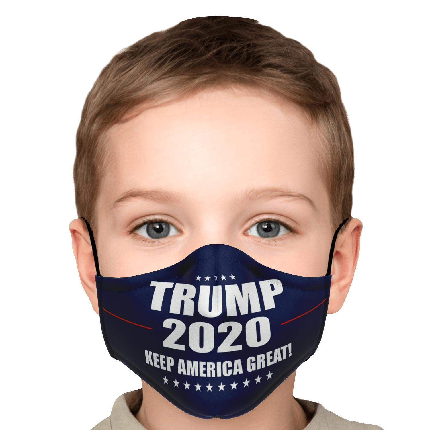Keep America Great Trump 2020 Face Mask 5