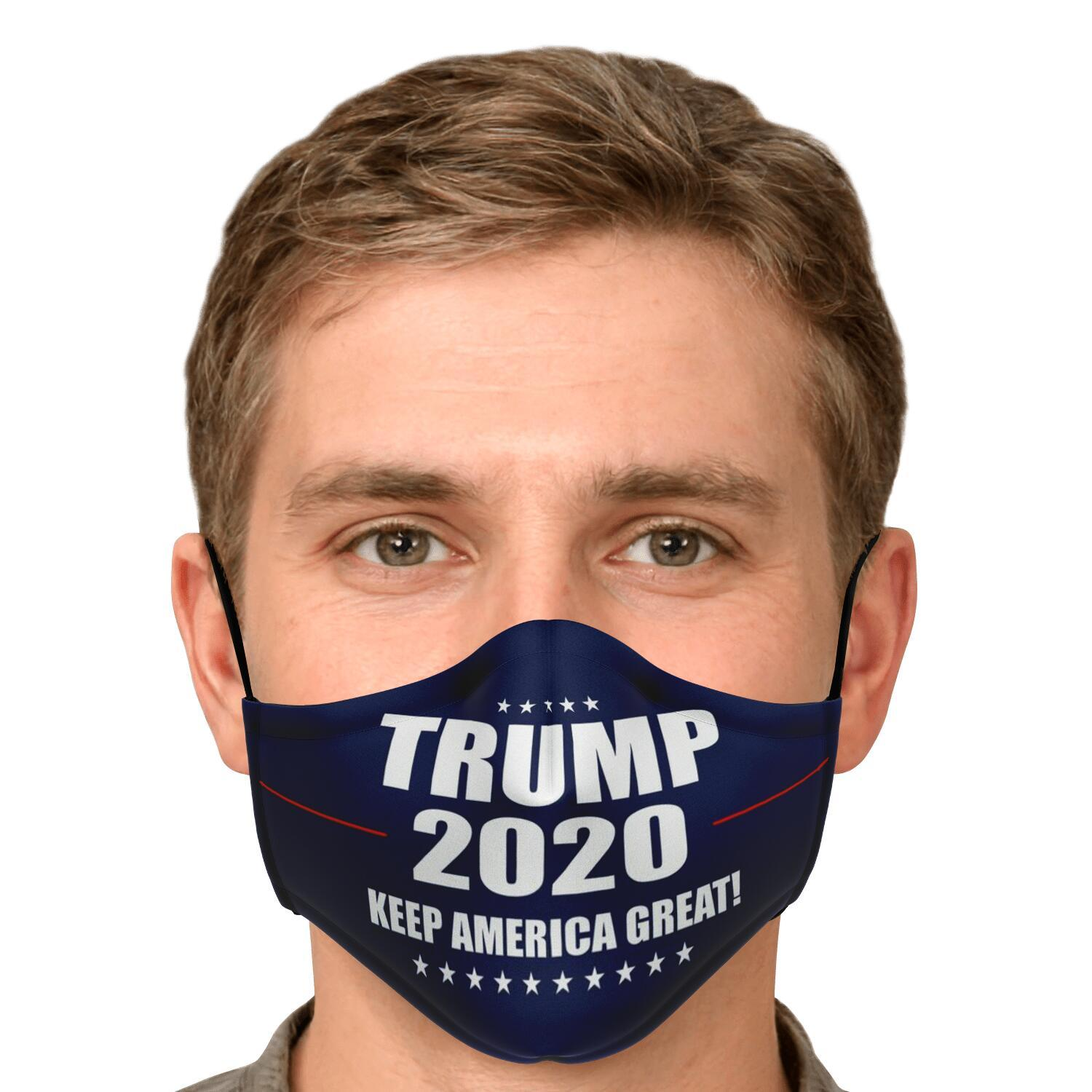 Keep America Great Trump 2020 Face Mask 4