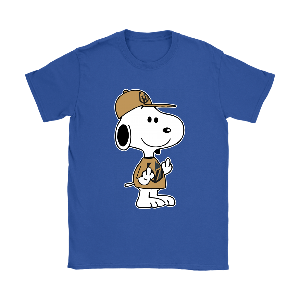 Vegas Golden Knights Snoopy Double Middle Fingers Fck You NHL Shirts 12