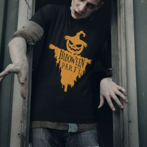 Teeshirt Homme - Halloween Party