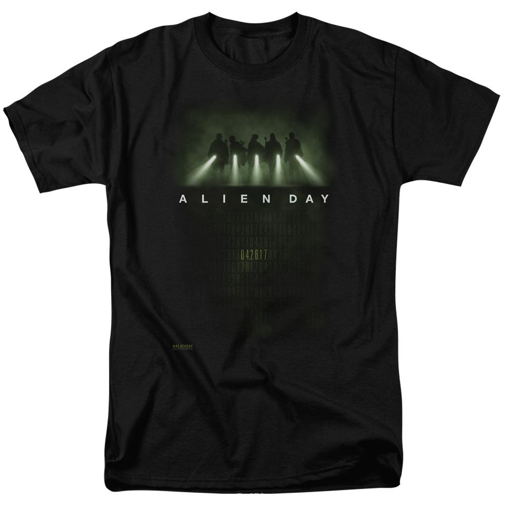 Alien Day T Shirt