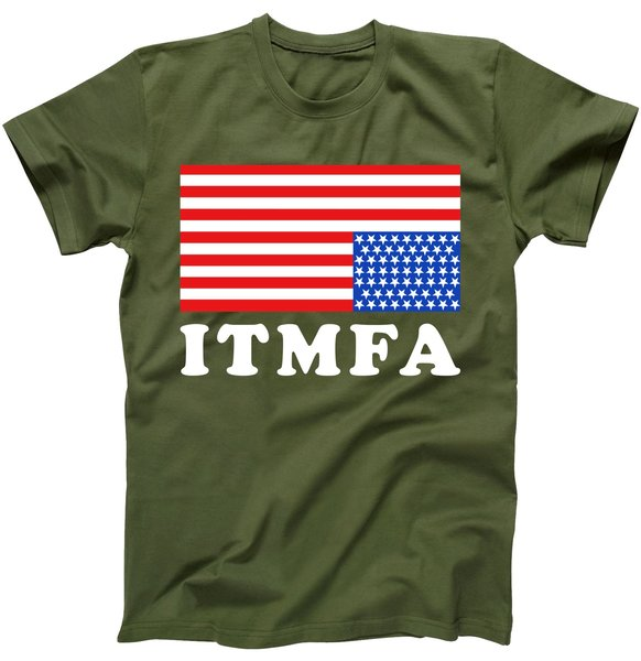 ITMFA T-shirt, ITMFA, Anti-Trump, Resistance, Resist, Impeach