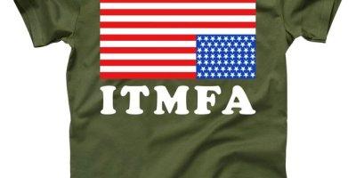 ITMFA T-shirt, ITMFA, Anti-Trump, Resistance, Resist, Impeach
