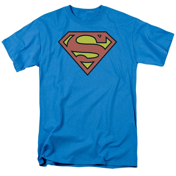 Superman Old School Superman Emblem T-Shirt
