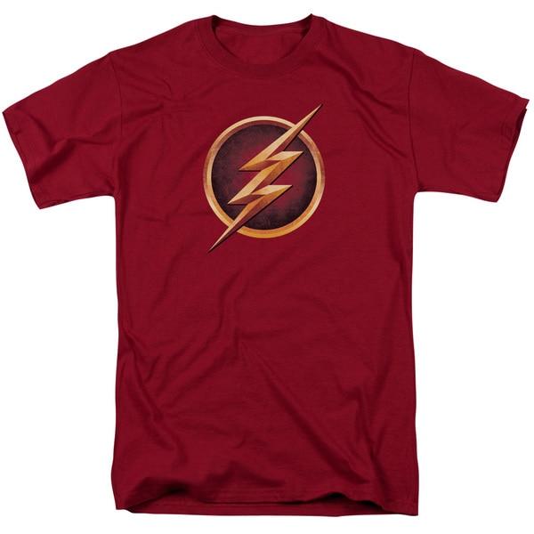 The Flash Chest Logo T-Shirt