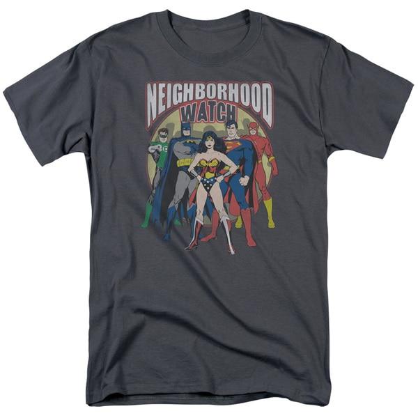 Justice League Neighborhood Watch T-Shirt
