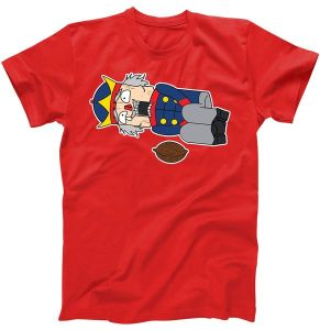 Hit In The Nutcracker Christmas T-Shirt