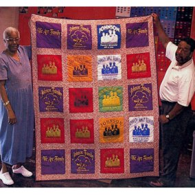 Johnson Family Quilt