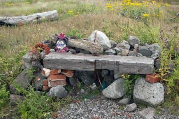 Bran Sands bench